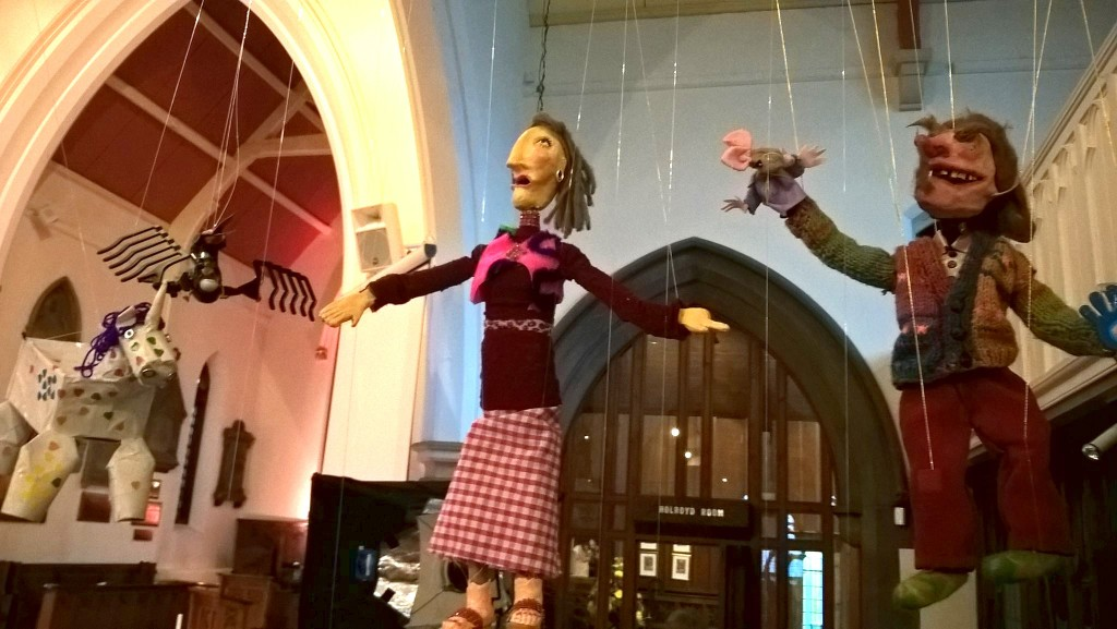 tedx puppets